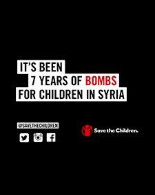 #7WordsForSyria